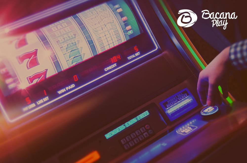 Slot Machines Aleatórias