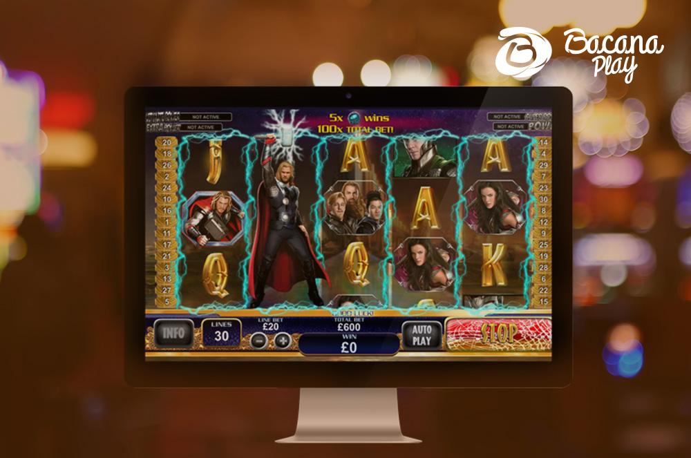 Símbolos de Slot Machines Wilds Empilhados