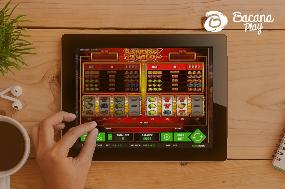 Símbolos de Slot Machine: Wilds Aleatórios