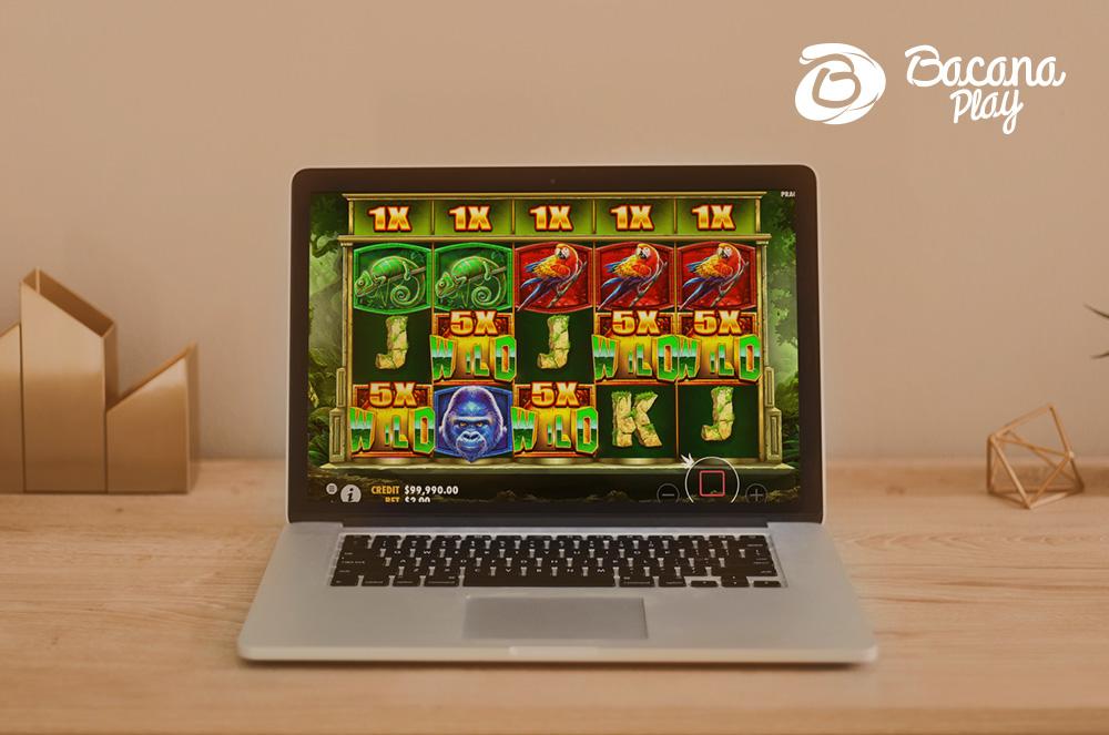 Símbolos Multiplicadores nas Slot Machines